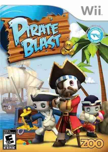 Descargar Pirate Blast [MULTI5][PAL][WiiERD] por Torrent